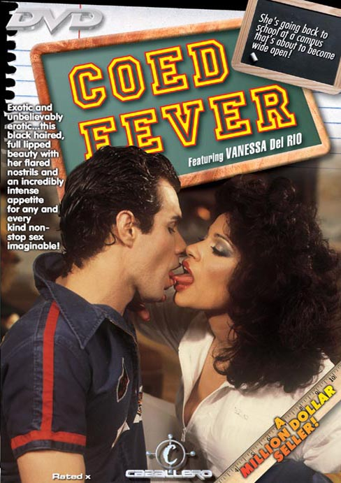 Classic porn movie Coed Fever