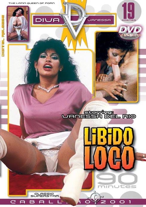Classic porn movie Libido Loco