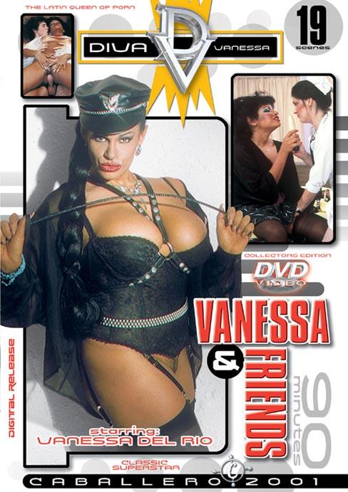 Classic porn movie Vanessa & Friends