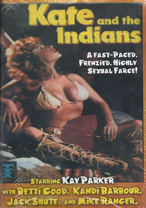 Classic porn movie Kate & The Indians