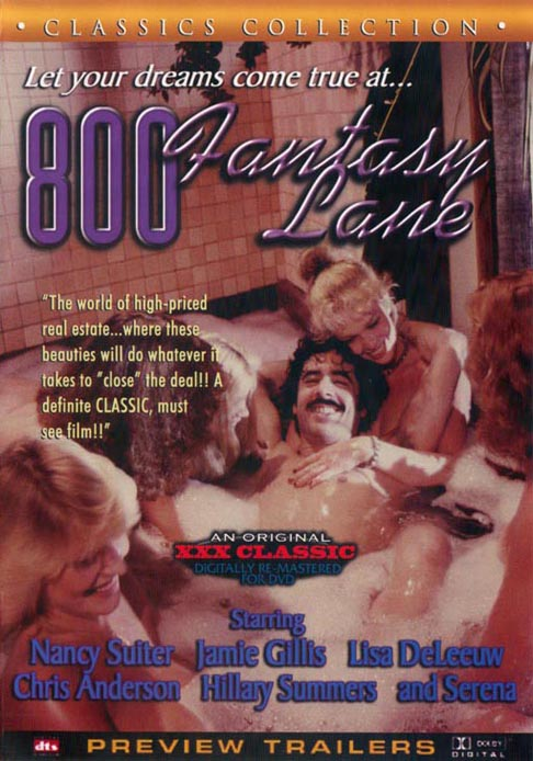 Let your dreams come true at 800 Fantasy Lane
