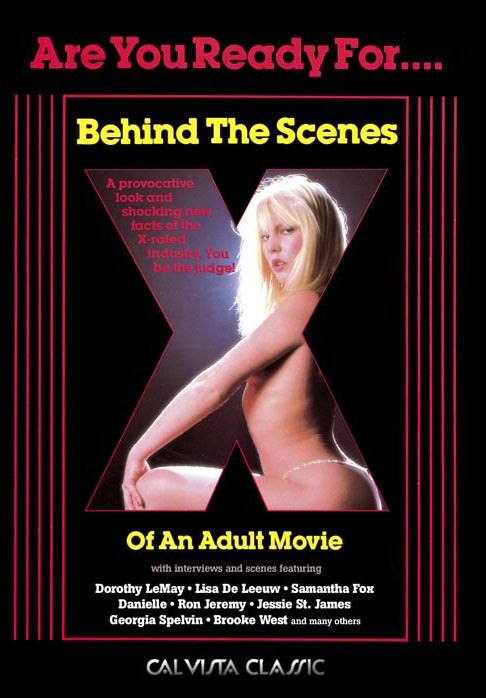 A provocative look and shocking new facts of the X-rated industry. You be the judg