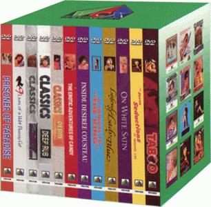 Classic porn movie 12 Pack Second Edition - DVD