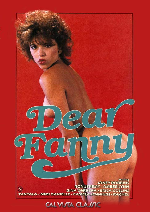 Dear Fanny answers letters on everyone's favorite subject - SEX.