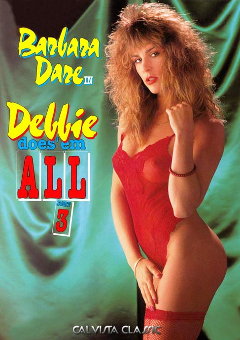 Barbara Dare  is porn�s most wanted beauty.  In one of her sexiest roles as Debbie  she participates in a television