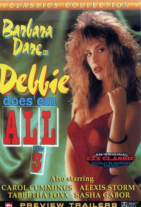 Year:1990 Debbie has entered a contest for the title of 'The World's Most  Desired', and