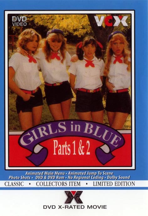 Girls in Blue