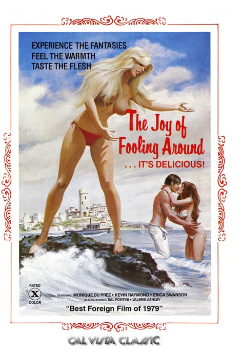 The Joy of Fooling Around  ...it's delicious!