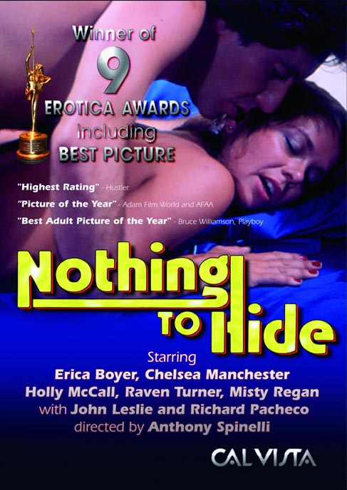Winner of 9 Erotica Awards including Best Picture