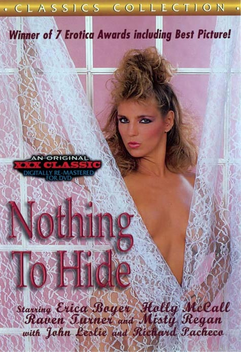 Year: 1981Nothing To Hide stars erotic film award winners, John Leslie and Richard