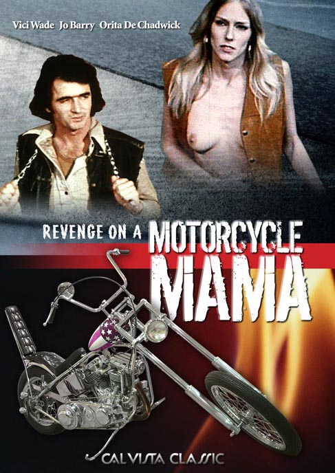 When a sexy motorcycle gang member is accused of ratting out her 