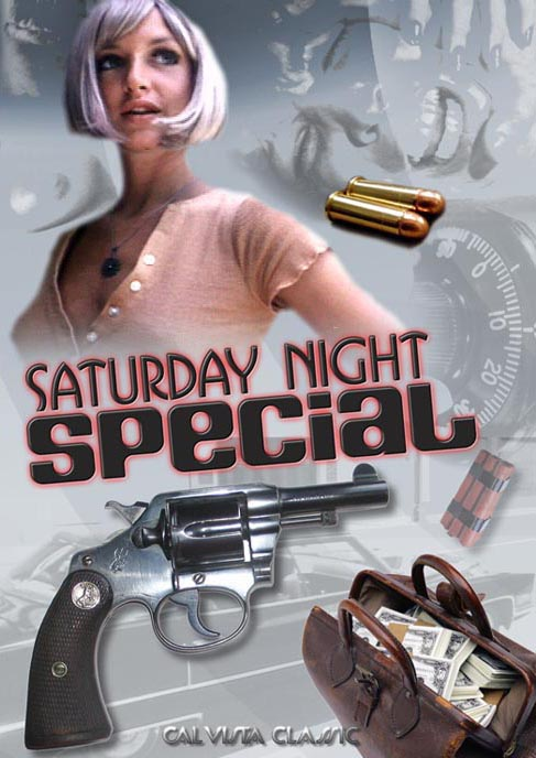 SATURDAY NIGHT SPECIAL loads a rabid six shot with sex, greed, depravity, violence and betrayal.