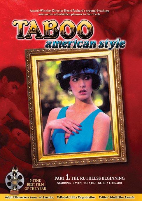 Taboo American Style Volume 1