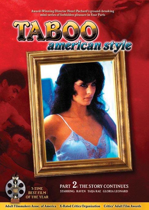 Taboo American Style Volume 2