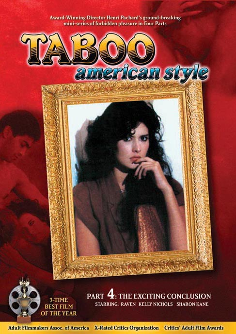 Taboo American Style Volume 4
