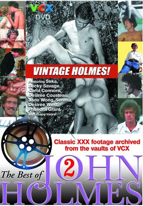 VINTAGE HOLMES!