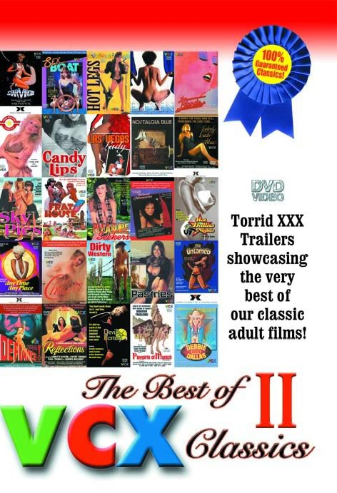 Torrid XXX trailers showcasing the very best of our classic adult films!