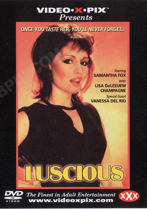 Classic porn movie Luscious