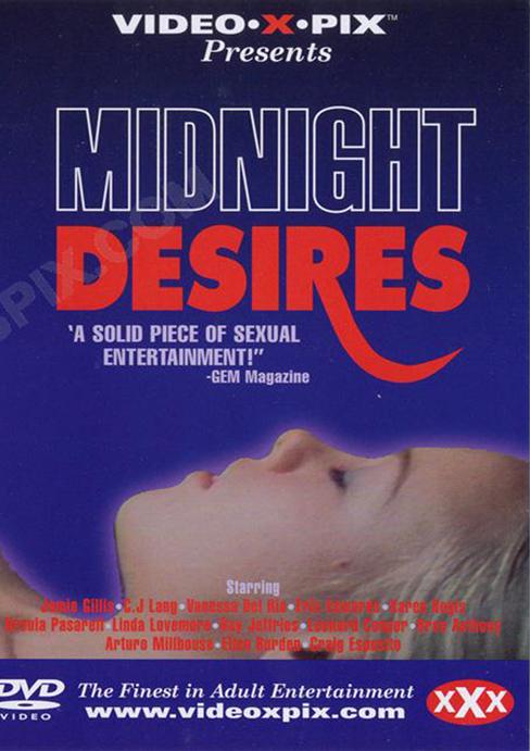 Classic porn movie Midnight Desires
