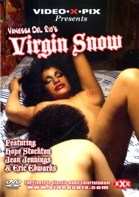 Classic porn movie Virgin Snow - Vanessa Del Rio's