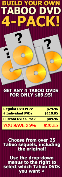 Custom Taboo 4 Pack