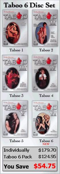 Taboo DVD 6-Pack